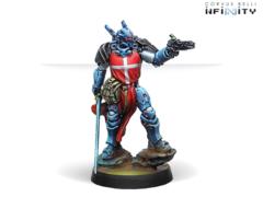 Knight Hospitaller Doctor (вооружен Medikit) (вооружен Pistol)