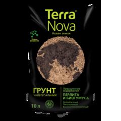 """Грунт """"НОВАЯ ЗЕМЛЯ (TERRA NOVA). Универсальный"""" (10 л)"""