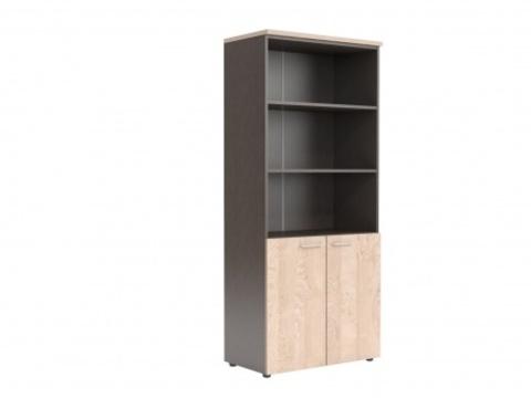 XHC 85.5 Шкаф комбинированный с дверями (850х410х1930)
