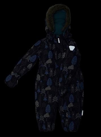 Комбинезон Premont Зима Кермодские медвежата WP92059 BLUE