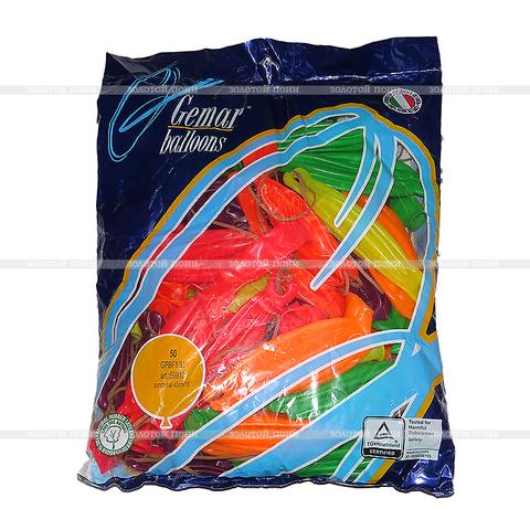 Воздушные шары (50 штук) 45 см ZPSS-IG-12-019