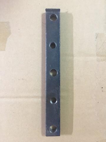 Пластина для крепления верхней крышки (для станков MQ-45 и станков группы