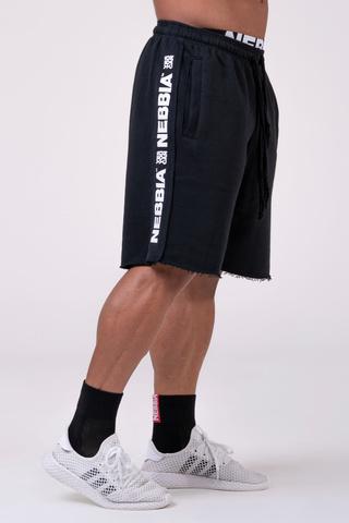 Мужские шорты Nebbia 177 Black