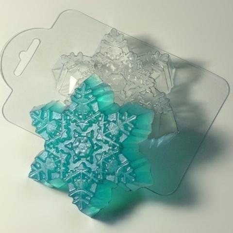 Форма пластиковая
