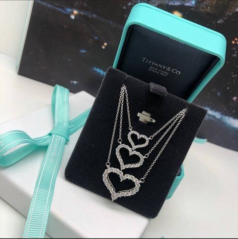 Подвеска Tiffany Сердце