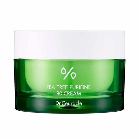 Крем с чайным деревом Dr Ceuracle Tea Tree Purifine 80 Cream