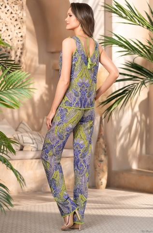 Комплект из топа и брюк  Mia-Amore ATHENA АФИНА 1646