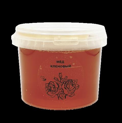 Мёд натуральный КЛЕНОВЫЙ, 1 кг