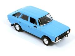 IZH-21251 blue 1:43 DeAgostini Auto Legends USSR #134
