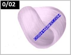 OLLIN silk touch 0/02 корректор перламутровый 60мл безаммиачный стойкий краситель для волос