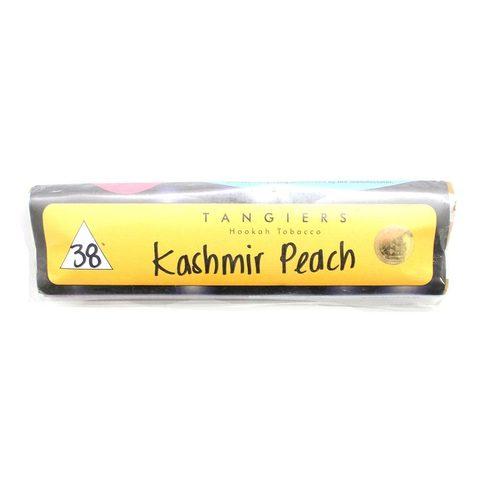 Табак для кальяна Tangiers Noir (желтый) 38 Kashmir Peach 250 гр.
