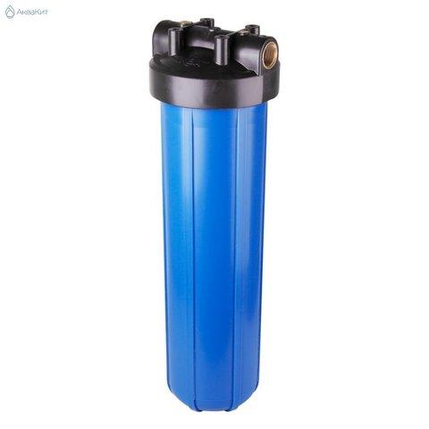 Прозрачная колба AquaKit BB 20 магистрального фильтра серии NР