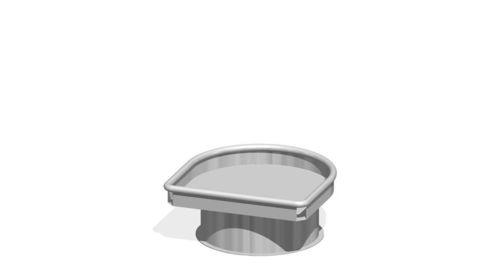 Элемент водной игровой площадки