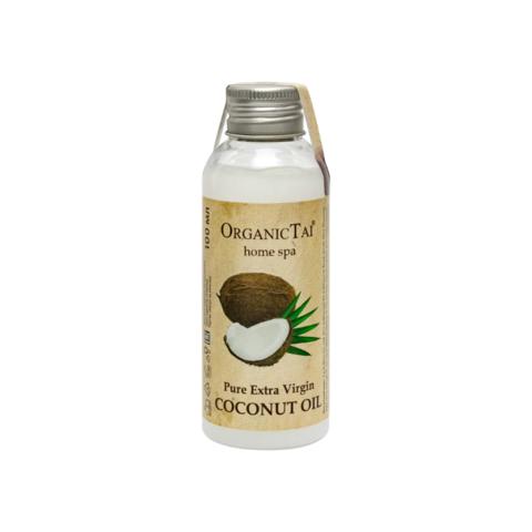 Чистое кокосовое масло холодного отжима