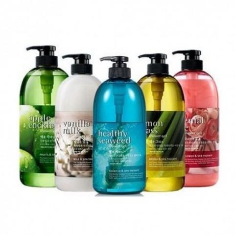 Welcos Body Phren Shower Gel ароматный гель для душа