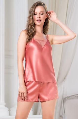 Пижама женская Mia-Amore SHARON ШЕРОН 3802 коралл