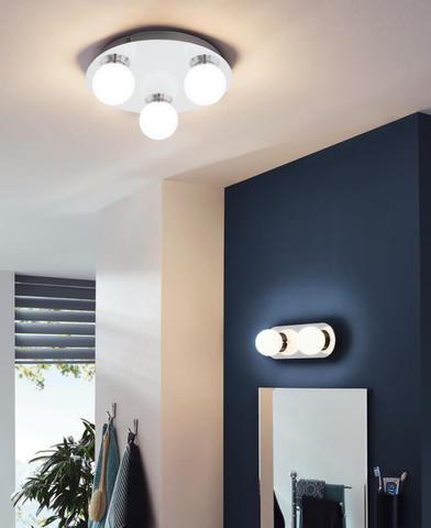 Светильник настенно-потолочный влагозащищенный Eglo MOSIANO 94629 2