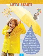 The Weather (explore our world). Reader with cross-platform application. Книга для чтения