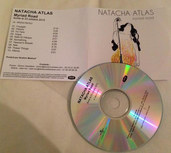 ATLAS, NATACHA: Myriad Road