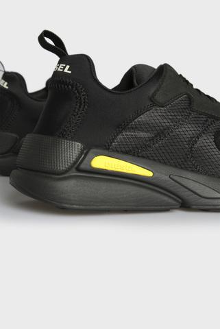 Мужские черные кроссовки S-SERENDIPITY Diesel