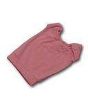 Маленькое трикотажное платье - Розовый. Одежда для кукол, пупсов и мягких игрушек.