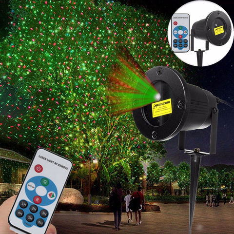 Лазерный проектор Star Shower с пультом