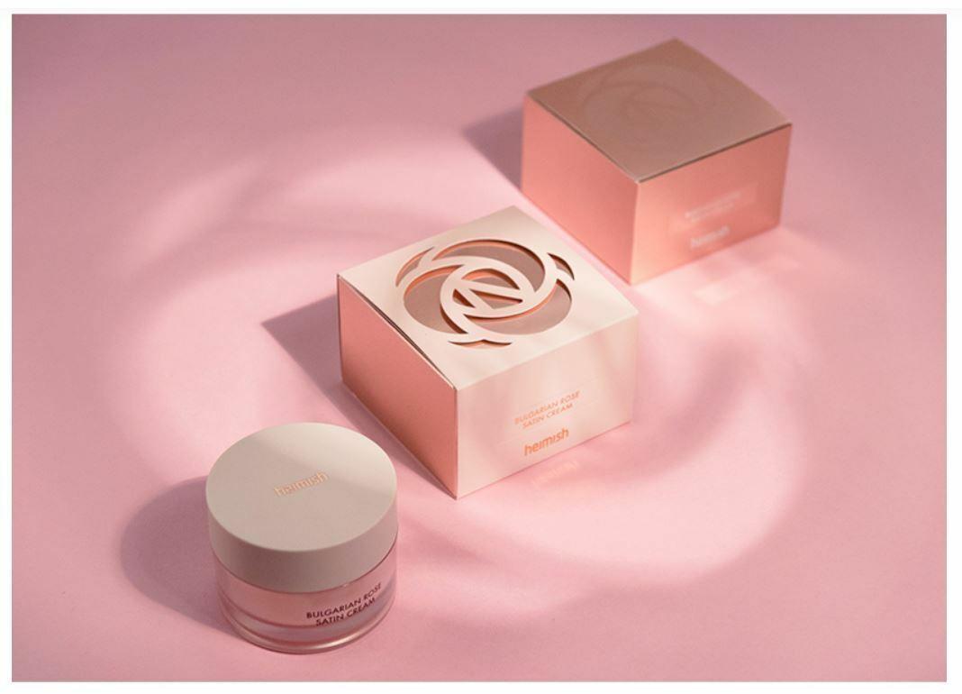 Крем для лица Heimish Bulgarian Rose Satin Cream  55 мл