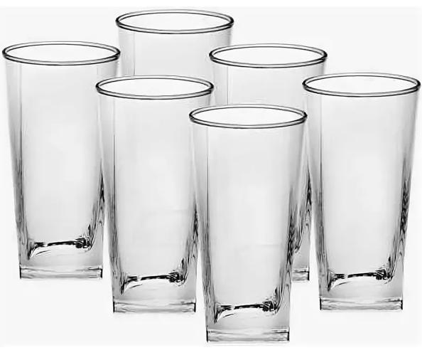 Наборы стаканов Pasabahce Baltic 290ml 6 шт. 41300-6