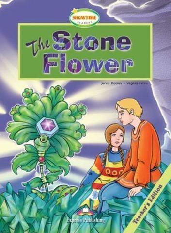 The Stone Flower - Reader (+ Cross-platform Application). Книга для чтения с электронным приложением