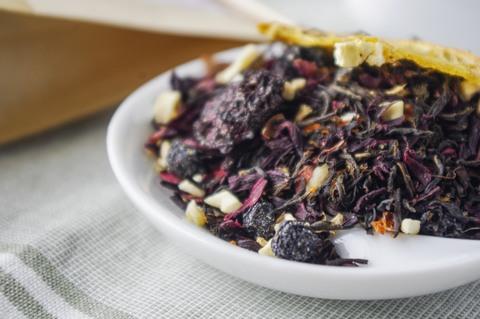 Фруктовый чай «Альпийский глинтвейн»
