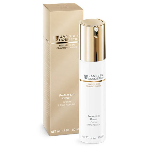 Janssen Mature Skin: Anti-age лифтинг-крем для лица с комплексом Cellular Regeneration (Perfect Lift Cream)
