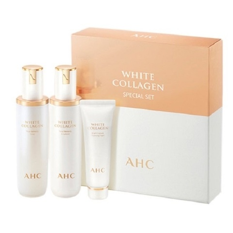 AHC White collagen special set