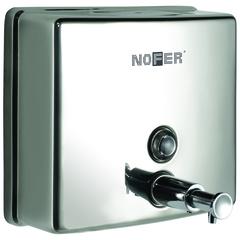 Диспенсер жидкого мыла для общественных туалетов Nofer 03004.B фото