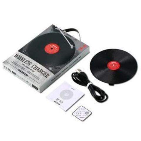 Беспроводное з/у для гаджетов Remax RP-W9 Vinyl series