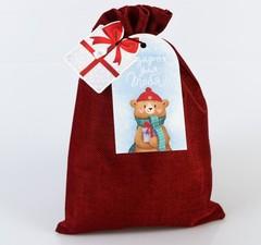 Мешок подарочный «Подарок для тебя», 20 × 30 см, 1 шт.