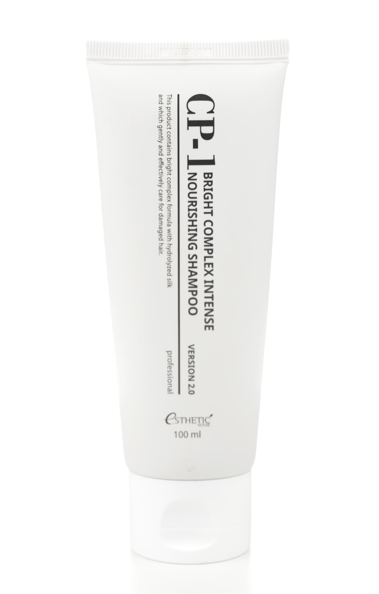 Протеиновый шампунь для восстановления волос, 100 мл, CP-1 ESTHETIC HOUSE