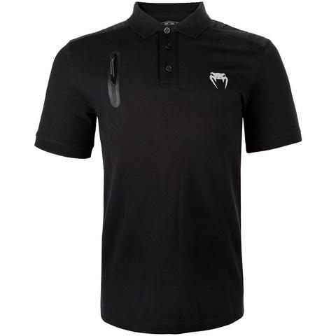 Футболка Venum Laser Polo - Black