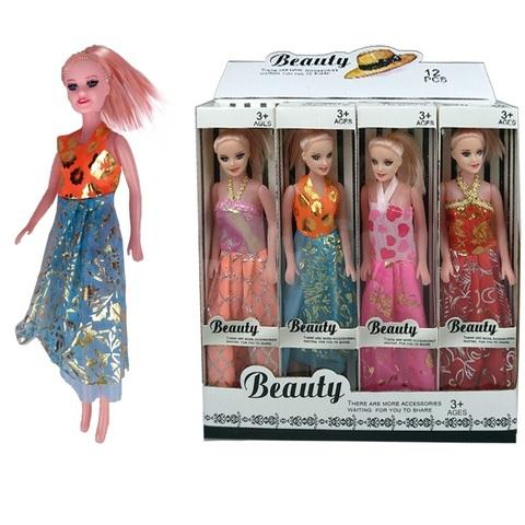 Куклы в упаковке Beauty 1кор*28бл*12шт
