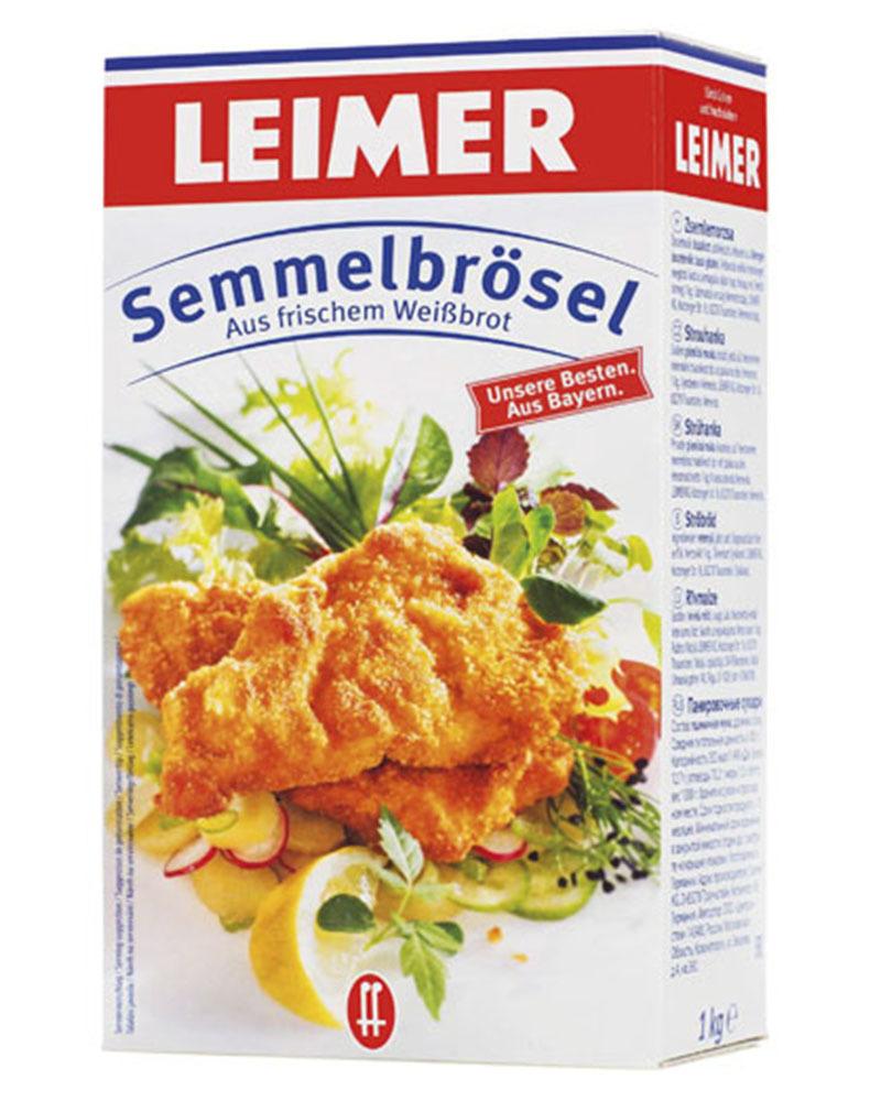 Панировочные Сухари Leimer 1 кг.