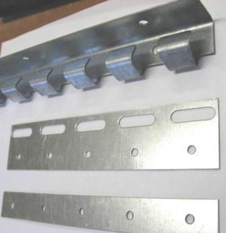 Пластина 200 мм