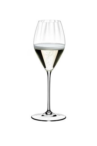 Набор из 4-х бокалов для шампанского Champagne  375 мл, артикул 4884/28. Серия Performance