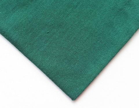Кулирная ткань (100%- х/б) 15х15см, изумруд