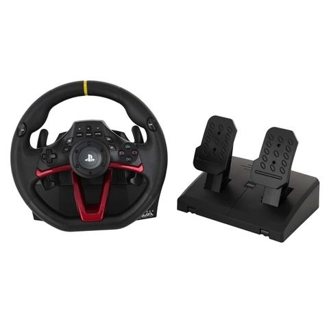 Руль HORI Wireless Racing Wheel Apex PS4
