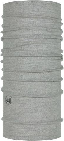 Шерстяной шарф-труба Buff Wool midweight Birch Melange фото 1