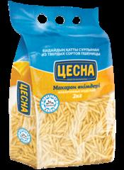 Макароны ЦЕСНА Перья 2 кг