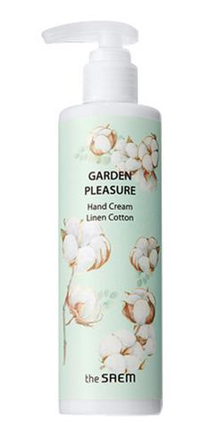 СМ GARDEN P Крем для рук Garden Pleasure hand Cream -Linen Cotton- 300м