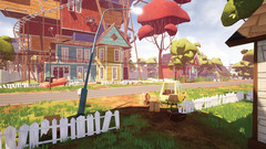 Hello Neighbor (Nintendo Switch, русская версия)