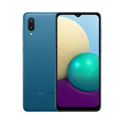 Samsung Galaxy A02, 2/32 ГБ, Синий