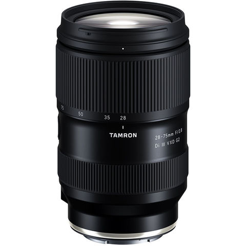 Tamron 28-75mm F/2.8 Di III VXD G2 (Model A063) Sony E