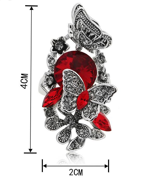серебряные кольца с камнями женские